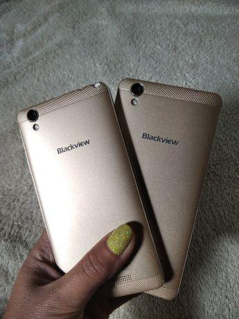 Продам одним лотом 2 телефона/ смартфон блеквиев Blackview A8 на 2 сим