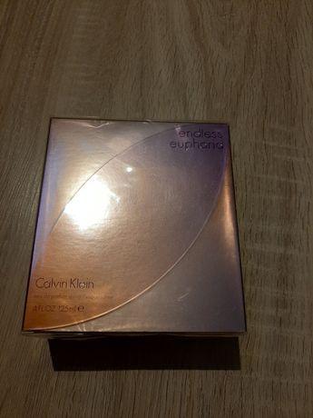 NOWE perfumy euphoria.Endlles Calvin Klein 125 ml