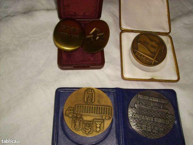 Medale odznaczenia pamiątki PRLu