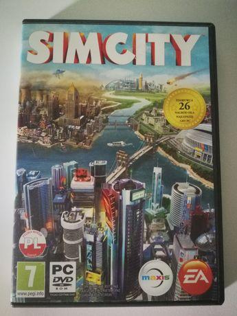 Sims city PC polska wersja oryginalna gra