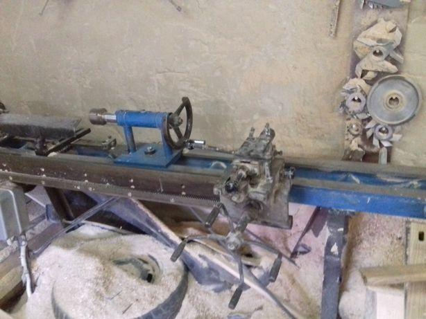 станок токарний подереву с копиром