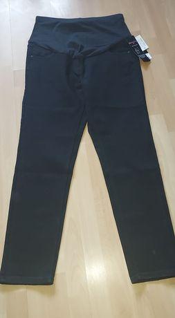 Spodnie ciążowe 46