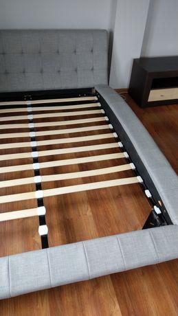 Łóżko tapicerowane 160x200 LILLE