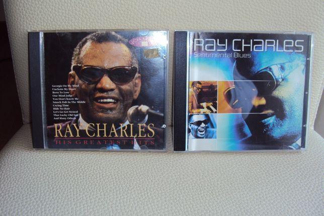 2 CD's Ray Charles