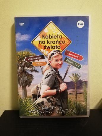Kobieta na krańcu świata DVD Martyna Wojciechowska