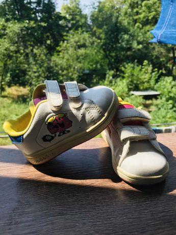 Кеды на девочку adidas , 19 размер