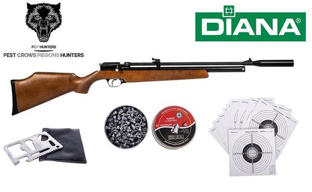 182 14 Wiatrówka Diana PCP Stormrider kal. 4,5mm
