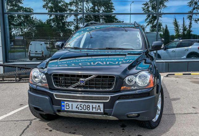Volvo XC90 2011 года