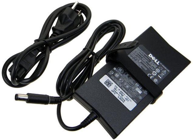 Блок питания зарядное зарядка для ноутбука Dell 19.5V 4.62A 90W ОРИГ