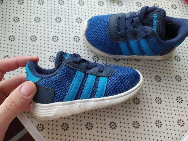Детские легкие кроссовки сетка 13,5 см кроссы мальчику 21-22р Adidas