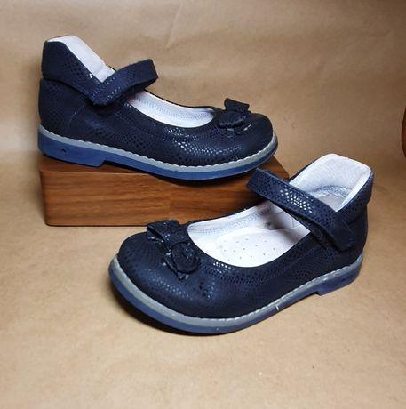 Туфли ортопедические, кожа thomas heel 19 см