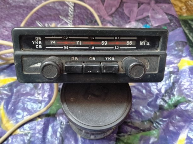 Радіо Ваз2101 оригінал