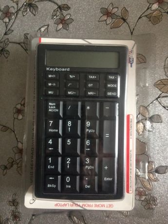 Калькулятор USB