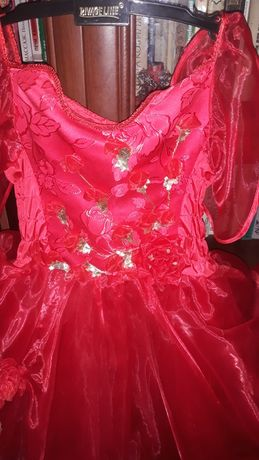 Платье маленькой принцессы.