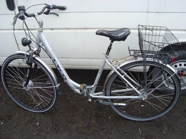 Wysoki rower sprzedam CYCO . kola28.,