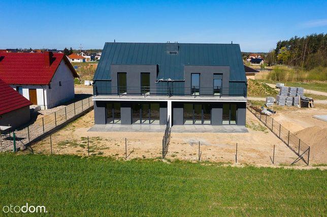 Komfortowy i nowoczesny dom - segment A, Skoki