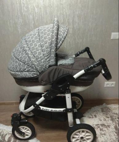 Продам коляску BABY MARLEN 2 в 1
