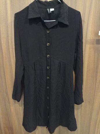 Sukienka czarna h&m rozmiar m