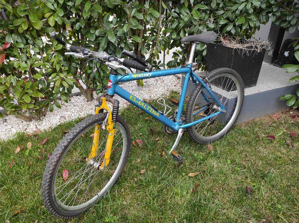 Bicicleta Montanha em Alumínio