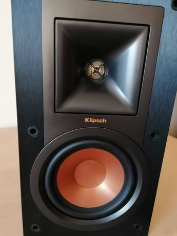 Klipsch R-15M kolumny głośnikowe podstawkowe, produkt USA