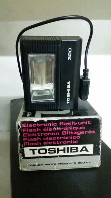 Lampa błyskowa Toshiba Made in Japan