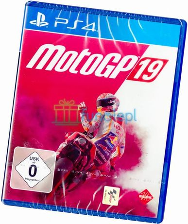 MotoGP Moto GP 2019 19 PS4 Wyścigi Nowa Pudełkowa