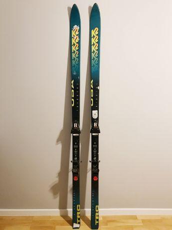Narty K2 Tyrolia 650 USA / 193 cm OKAZJA