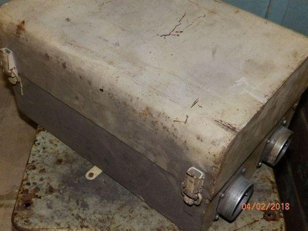 Ящик управления (релейный) зубофрезерного полуавтомата 5В312