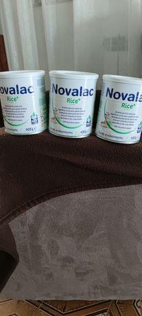 Leite Novalac rice