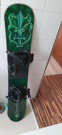 Deska snowboardowa 138