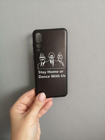 Case etui pokrowiec na telefon Huawei p20 pro NOWY! Grabarze z Ghany
