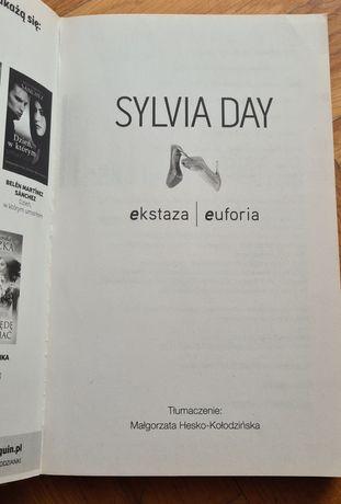 "Książka ""ekstaza, euforia"" Sylvia Day, literatura erotyczna"