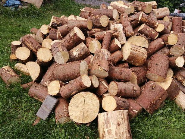 Drewno opałowe Sosna. Swierk 135zl mp. Osika 120zl. Brzoza 170 Zł mp