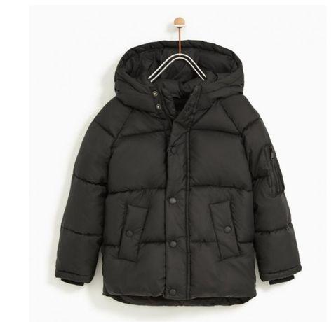 Куртка курточка еврозима ZARA 116 рост