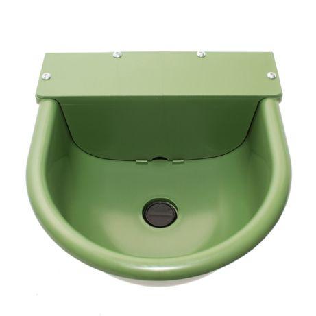 Poidło automatyczne pływakowe z tworzywa dla bydła, koni, psów