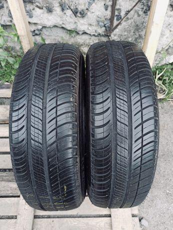 Hankook 185/65r15 2 шт пара лето резина шины б/у склад