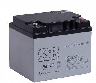 Akumulator AKU-SSBSBL4012