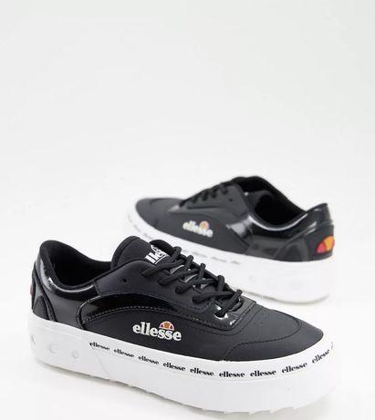 Продам оригинальные кожанные кроссовки фирмы Ellesse