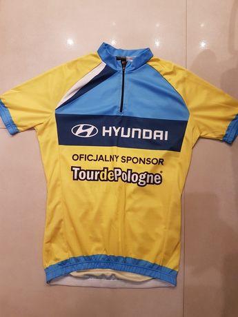 Koszulka rowerowa, kolarska Quest Tour de Pologne