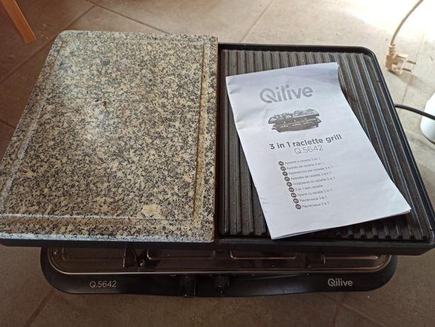 Grill elektryczny Qilive Raclette Q.5642