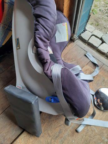 Fotelik dzieciecy 9-25 kg do jazdy tyłem