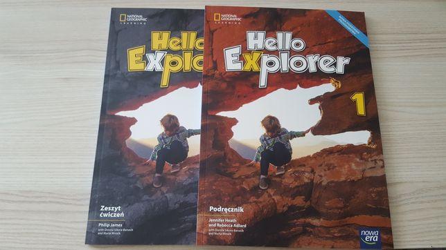 Hello Explorer książka