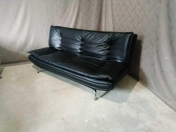 Кожаный Диван. Раскладной диван. Доставка по Украине!