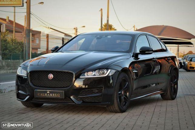 Jaguar XF 2.0 D R-Sport Aut.