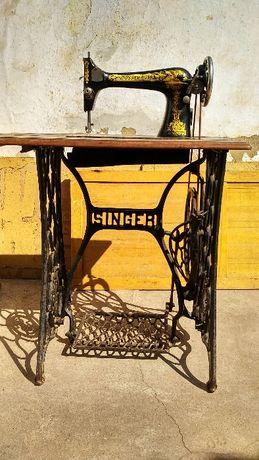 Швейная машинка SINGER 1911 года (Антиквариат)