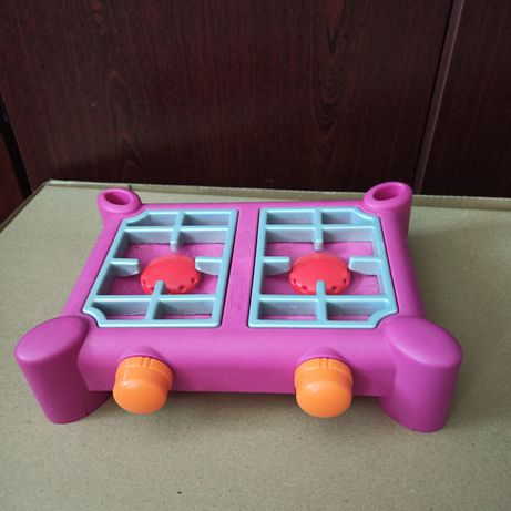 Для юної господині Газова плита іграшка Франція
