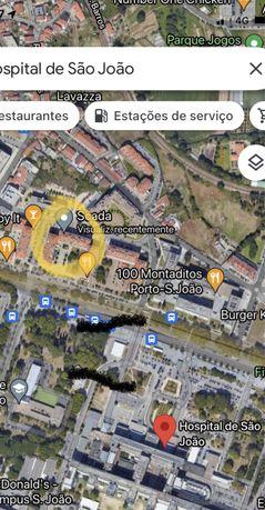 Apartamento T2 duplex em frente hospital sao joao e faculdades