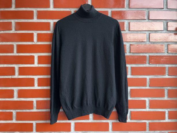 Globus Cashmere мужской кашемировые гольф свитер размер M кашемир Б У