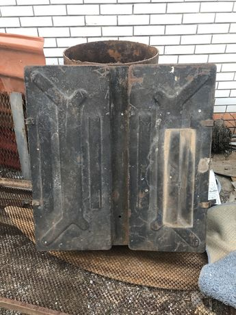 Железный ящик, шкаф для гаража