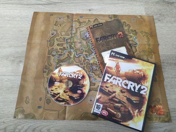 Far Cry 2 [PC] (PL) +Mapa - Wydanie premierowe!